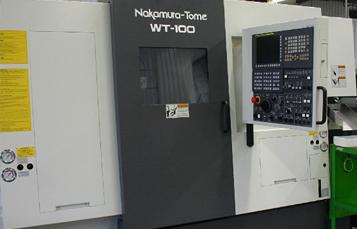 Tour CNC NAKAMURA WT-100